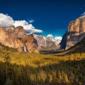 Yosemite National Park HD Desktop Background