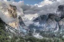 Yosemite Valley Desktop Background